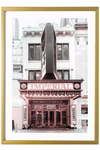 New York City Print - New York City Print - Broadway