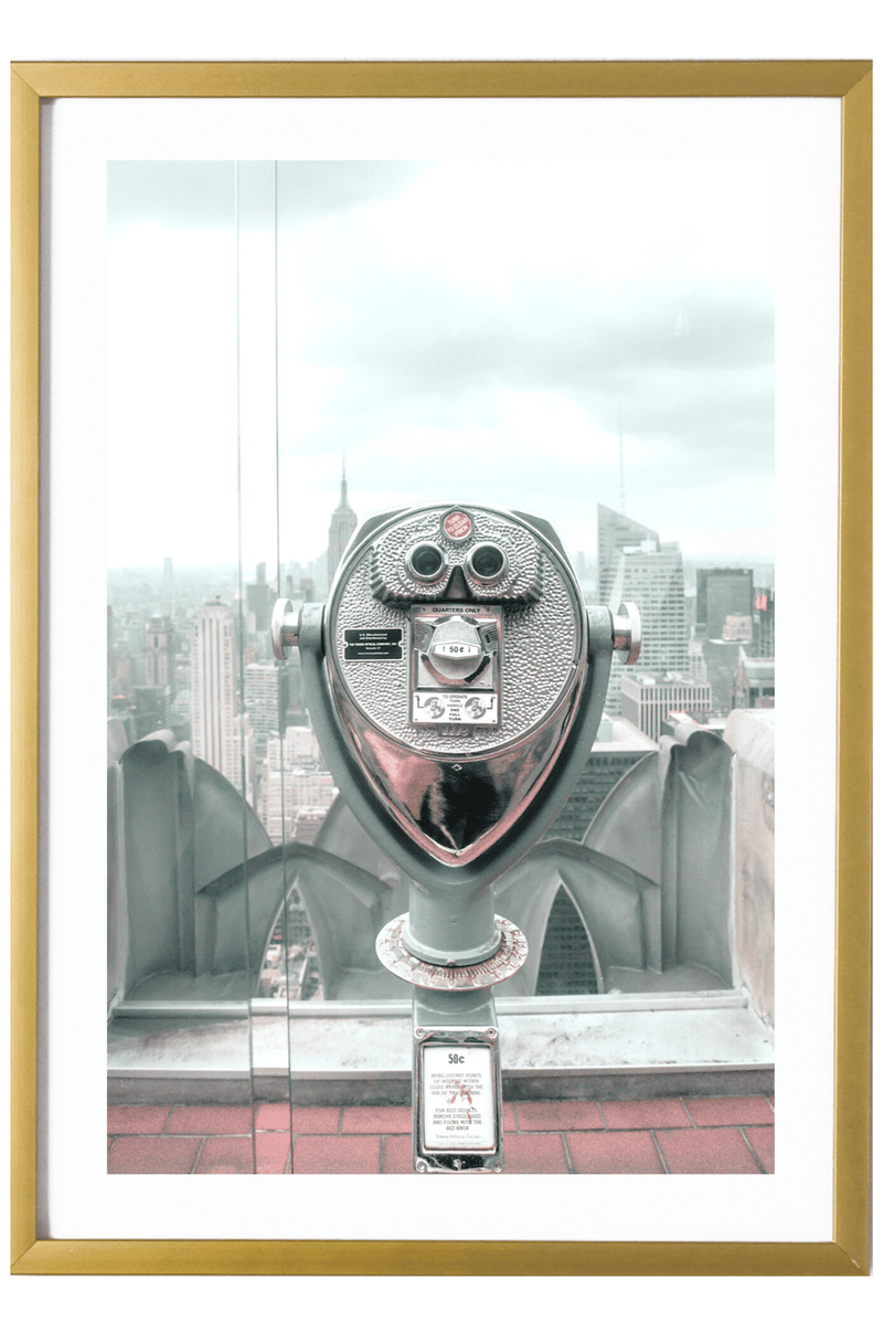 New York City Print - New York City Print - Tower Viewer