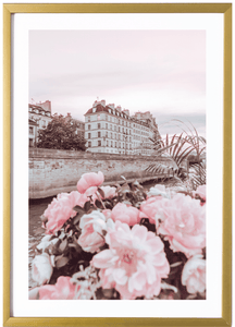 On Sale - France Print - Nicolette 8x10
