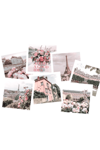 On Sale - Print Pack - Paris Minis