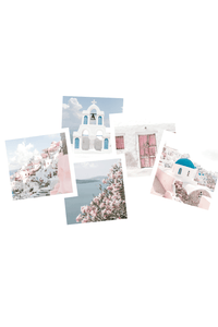 On Sale - Print Pack - Santorini Minis