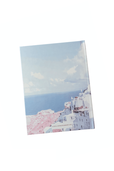 On Sale - Santorini Journal