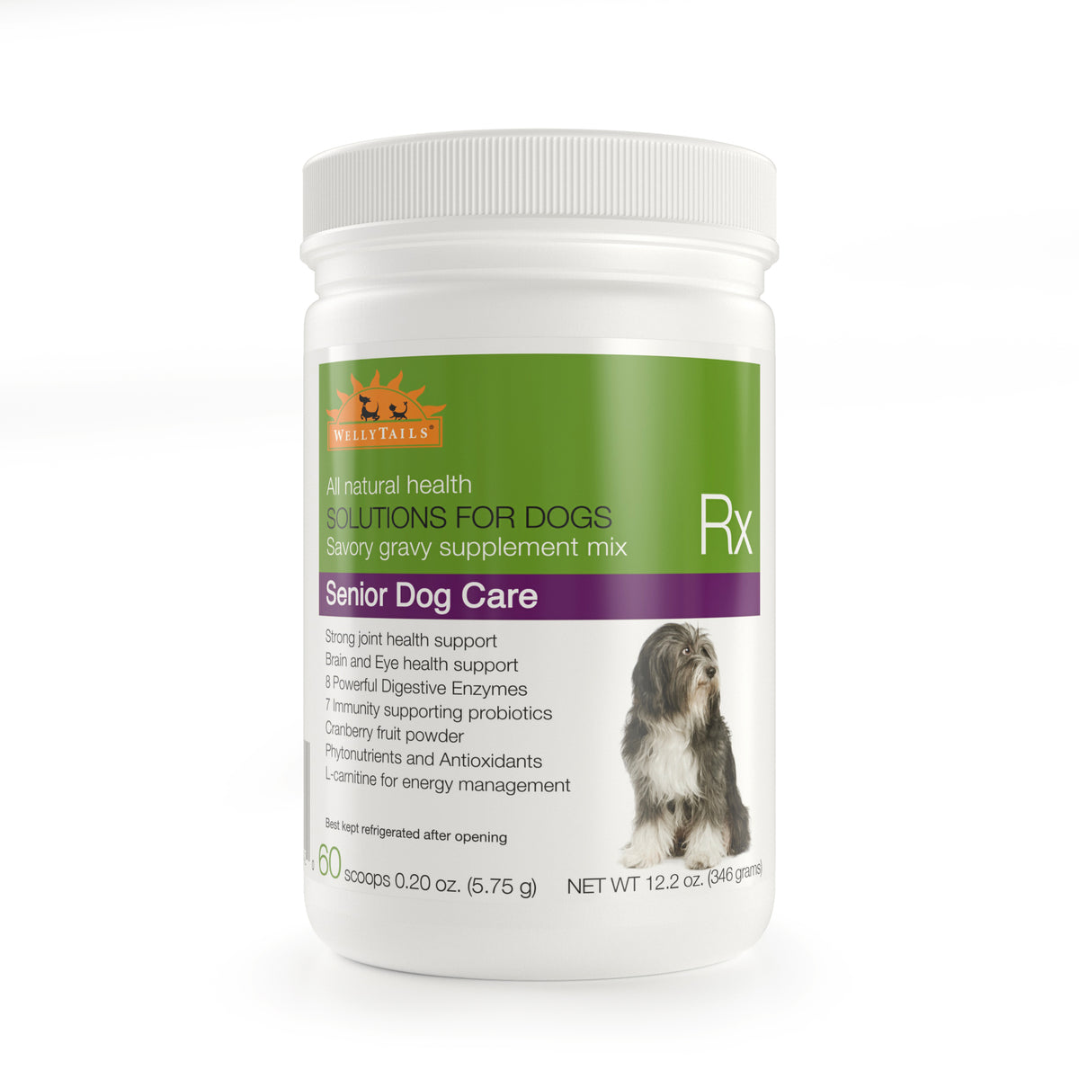 Senior Dog Care Formula Supplement 345 grams