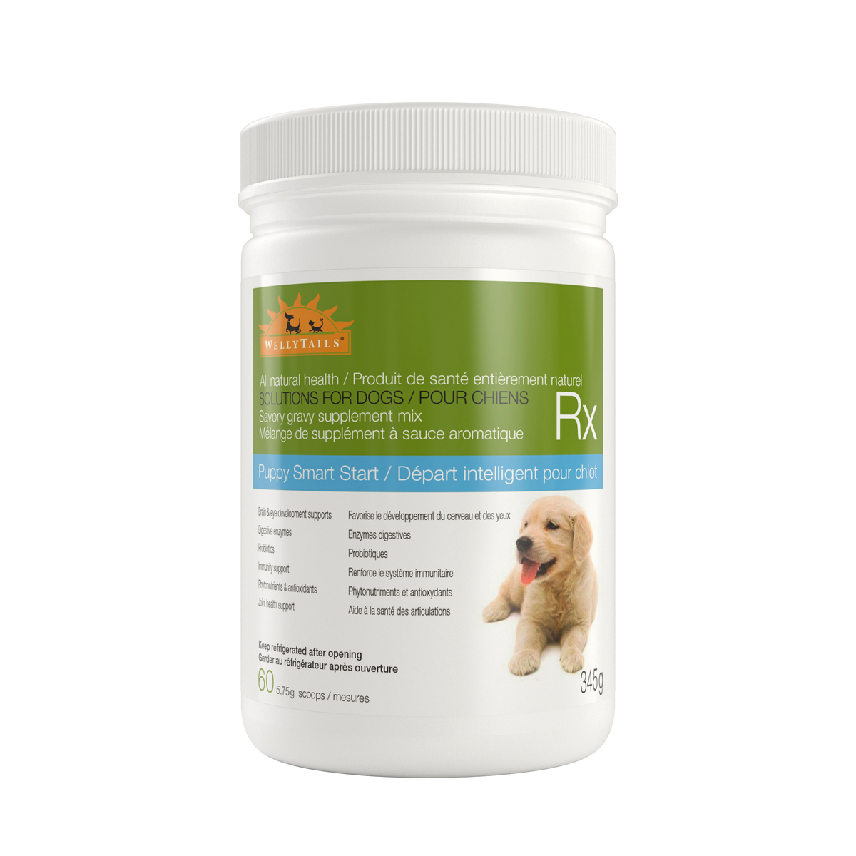 Puppy Supplement Vitamins DHA Omega-3