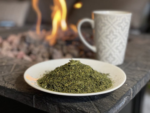 Green Sencha - Backyard Brew