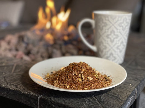 Blazing Red Rooibos - The Backyard