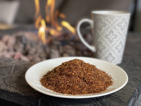 Pure Red Rooibos - The Backyard