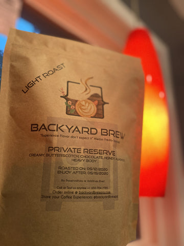 Private Reserve #1542 - The Backyard