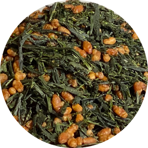 Genmaicha (green Tea)