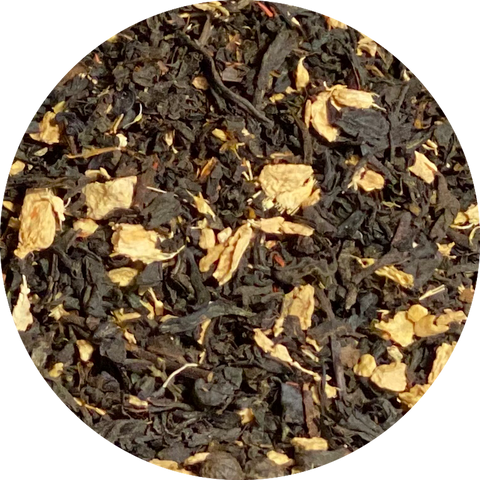 Ginger Peach (Black Tea)