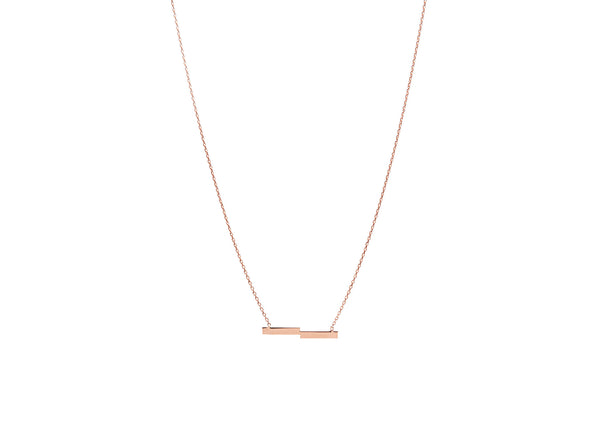 Casta Rose Gold Plated Necklace