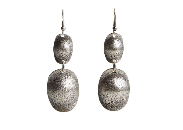 Gordina Silver Plated Earring
