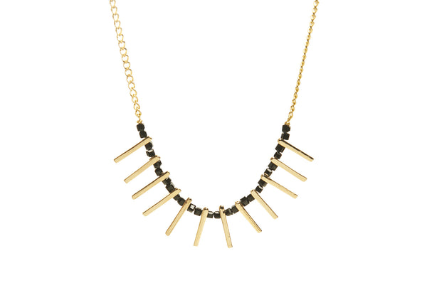 Thea Gold Plated Necklace