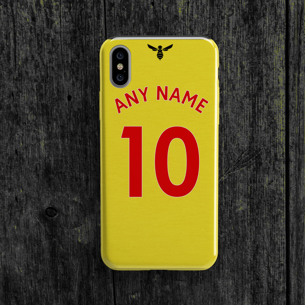 cheap for discount 437f1 87f89 Watford FC Phone Cases – Case Athletic