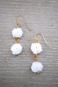 Krista Solar Quartz Earrings