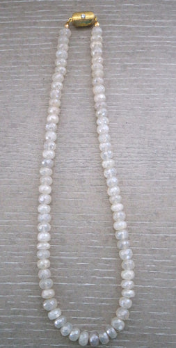 Lindy Pearl Chalcedony Necklace