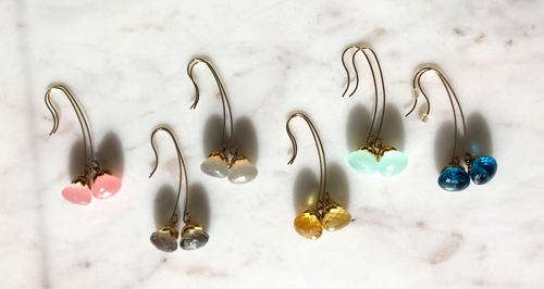 Alice Gemstone Earrings