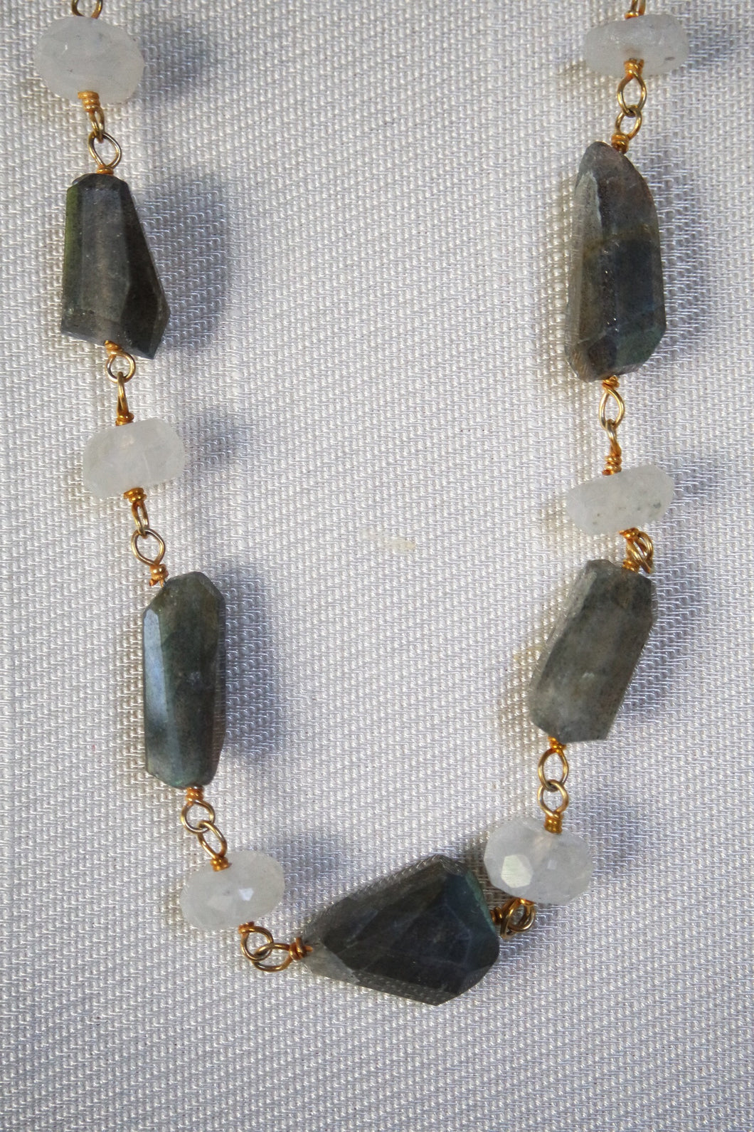 Maxine Labradorite Necklace