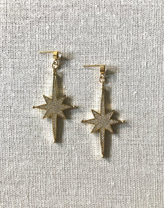 Gigi Star Earrings