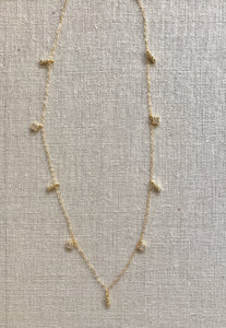 The Dainty Collection ~ Clover Necklace