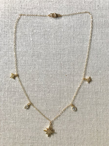 The Dainty Collection ~ Star Necklace