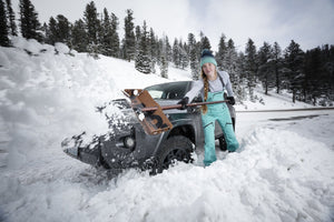 DMOS: The Car Shovel Reinvented