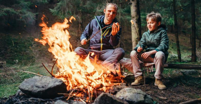 A Quick Guide to Camping Fire Safety