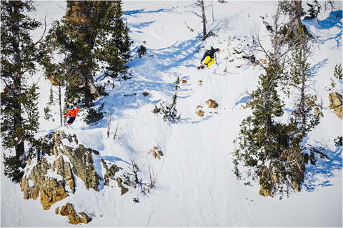 Teton Gravity Research Ski