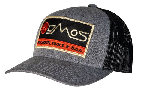 Trucker Snapback Hat Apparel DMOS | Pro Shovel Tools