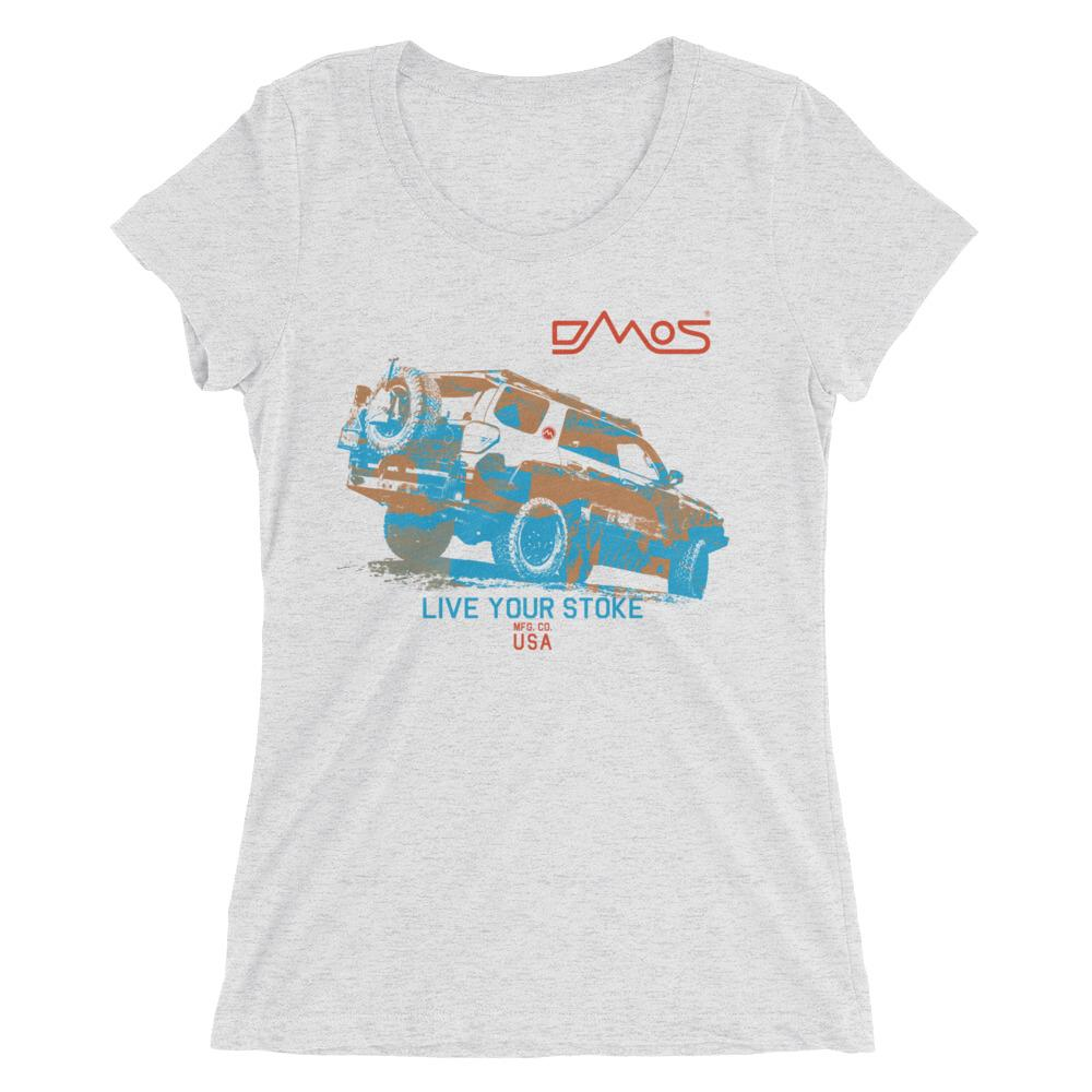 Image of 004 Toyota 4Runner Live Your Stoke T-Shirt