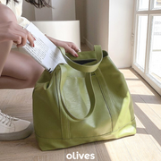 Floral Embroidery Round Bag