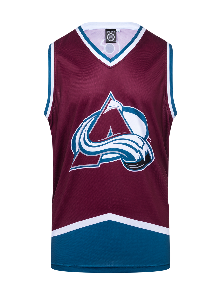 Colorado Avalanche Hockey Tank - Front