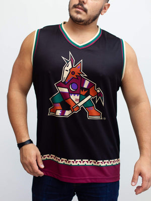 Arizona Coyotes Alternate Hockey Tank - Front - Life1