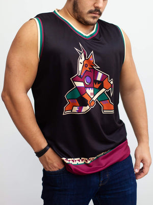 Arizona Coyotes Alternate Hockey Tank - Front - Life2