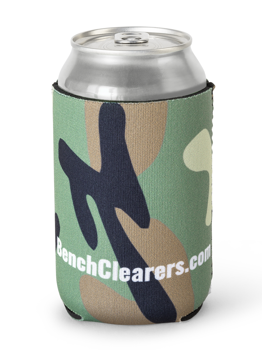 BC Can Cooler - Camo - Back