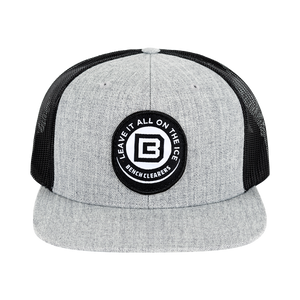 "BC ""THE TRUCKER"" HAT - FRONT"