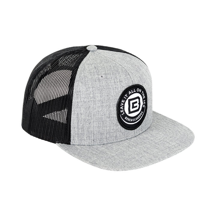 "BC ""THE TRUCKER"" HAT - SIDE"