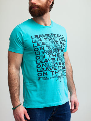 BC LEAVE IT ALL ON THE ICE T-SHIRT - Front - Life2