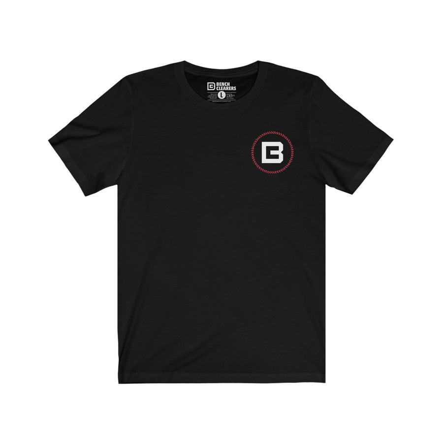 "BC ""PUCK IT UP"" T-SHIRT - FRONT"