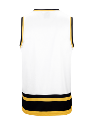 Boston Bruins Alternate Hockey Tank - Back