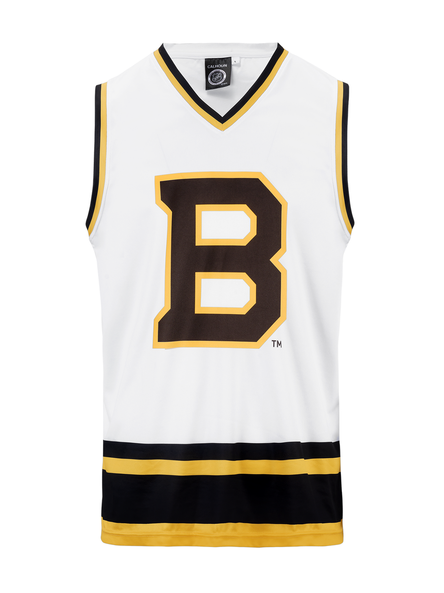 Boston Bruins Alternate Hockey Tank - Front