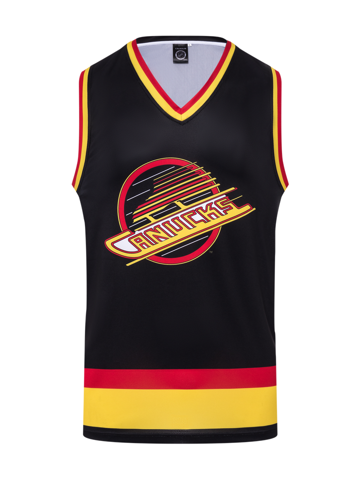 Vancouver Canucks Alternate Hockey Tank - Front