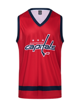 Washington Capitals Hockey Tank - Front