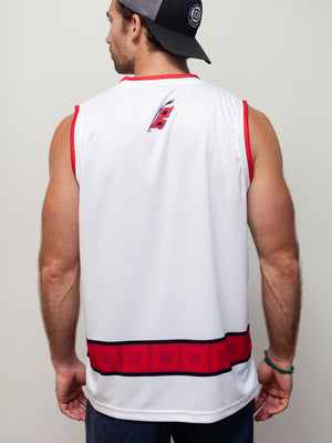 CAROLINA HURRICANES AWAY WC HOCKEY TANK - Back - Life1