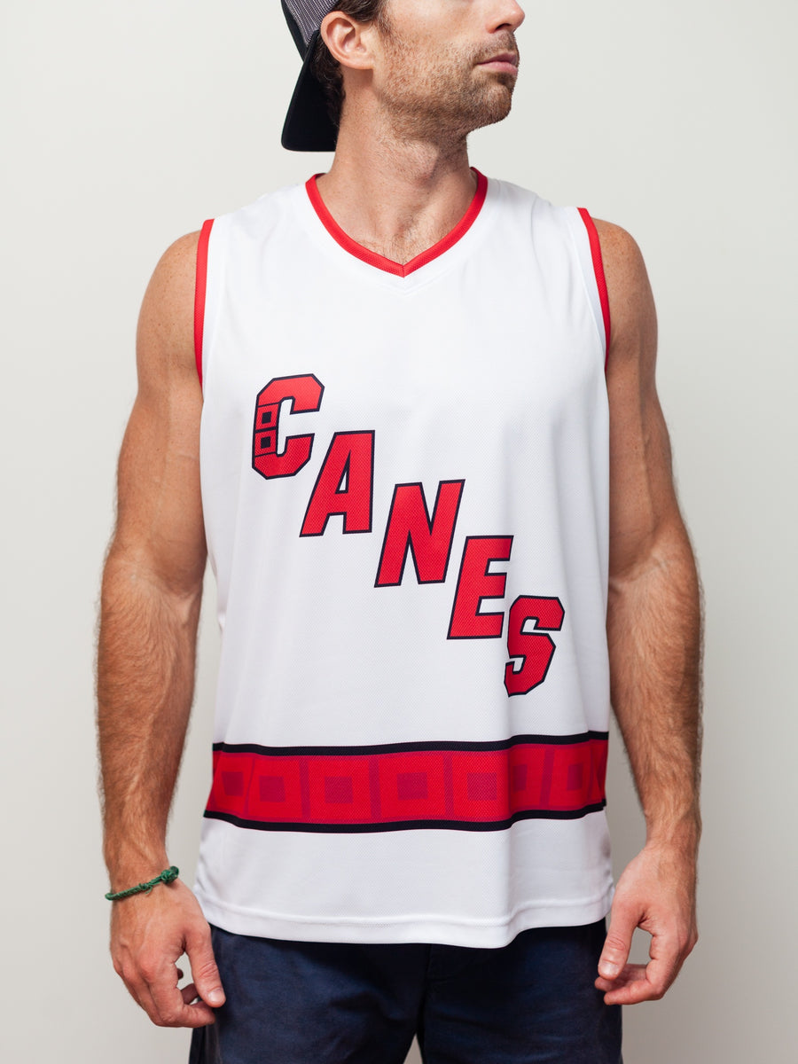 CAROLINA HURRICANES AWAY WC HOCKEY TANK - Front - Life1