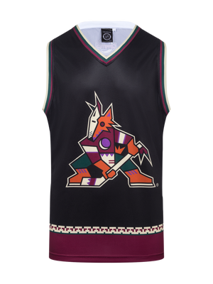 Arizona Coyotes ALT Hockey Tank - Front