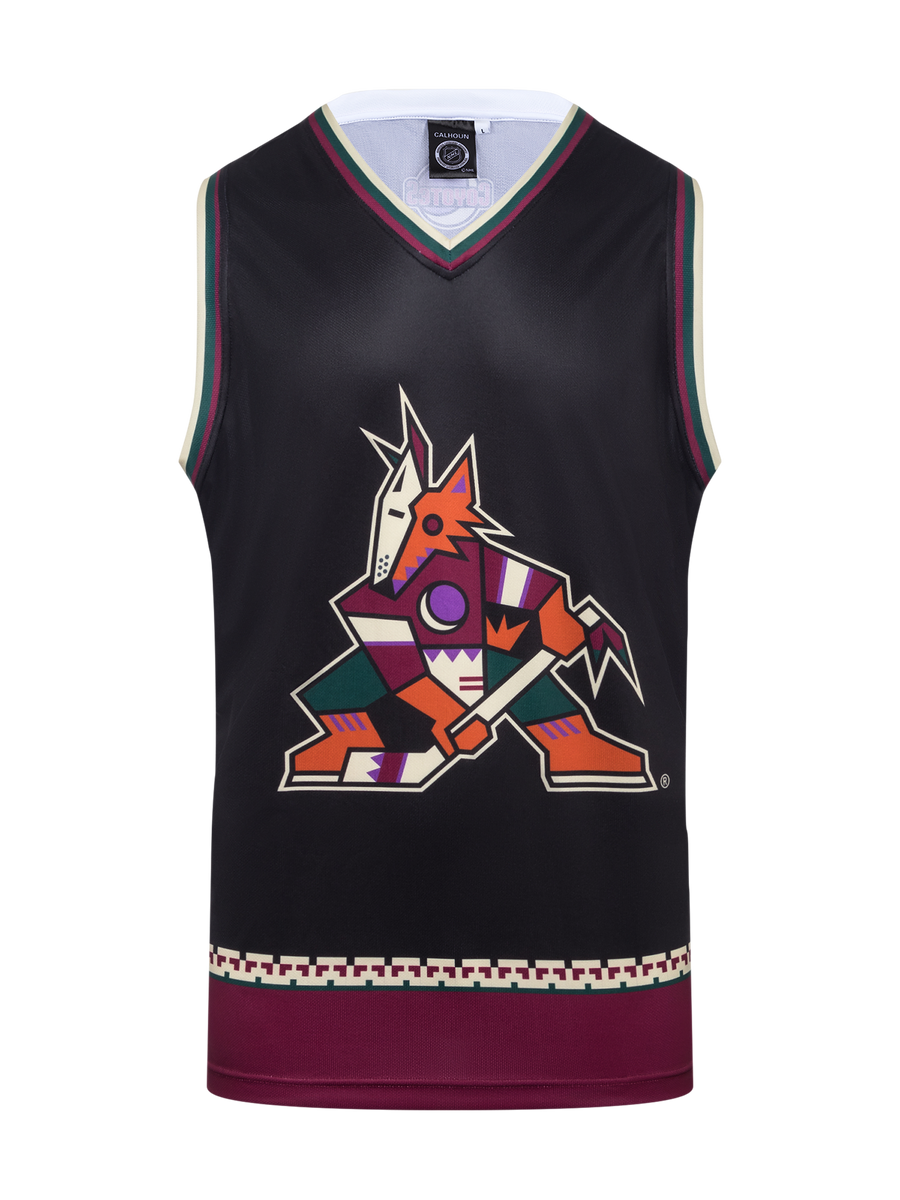 Arizona Coyotes Alternate Hockey Tank - Front