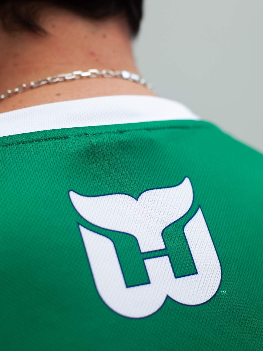 Carolina Hurricanes Hartford Whalers Alternate Hockey Tank - Front - Life2