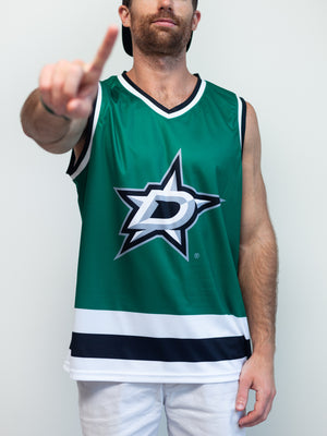 DALLAS STARS HOCKEY TANK - Front - Life2