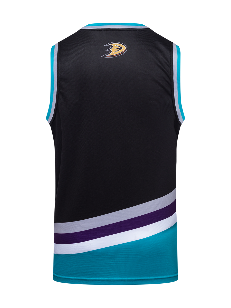 Anaheim Ducks Alternate Hockey Tank - Back